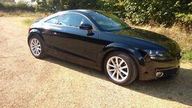 Audi TT, 2010(60), TDi, Black, very LOW mileage