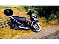 Symjet 4 125cc