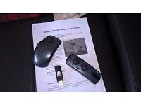 Aimon PS3 / PC Gaming Mouse + Nunchuck controller.