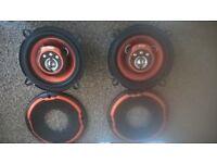 car speakers edge150watts