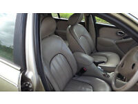 ROVER 75 LEATHER SEATS