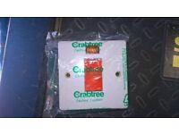 shower switch 45A crabtree original pack never used