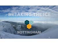 BREAKING THE ICE- WIM HOF METHOD FUNDAMENTALS WORKSHOP
