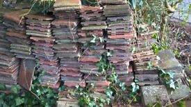 free roof tiles 800-1000