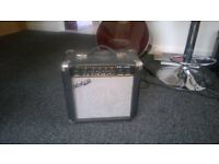 cruiser 15 watt bass amp