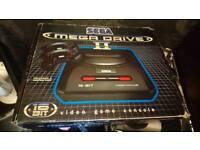 Sega megadrive 2 boxed
