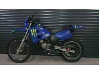 Yamaha dt125r field bike