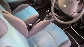 2003 Renault Clio 1.2 3 Door