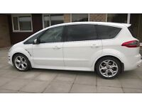 Ford S Max, auto, pan roof, 7 seat, 2.2diesel