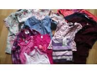 Girls clothes bundle 110-116cm