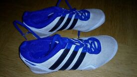Adidas Arrival Running spikes size 4.5