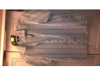 M&S Blue Harbour grey shirt (lovely soft material!) Medium size