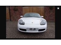 1998 Porsche Boxster,