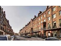 1 bedroom flat in Nottingham Place, Marylebone, W1U