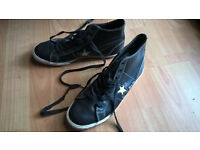 Converse One Star shoes/boots