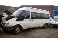 Ford transit spares and repairs