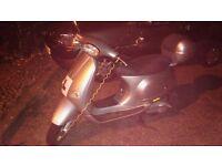 Vespa piaggio 125cc