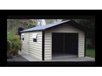 10x12ft shed
