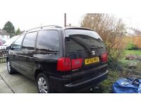 Seat Alhambra 1.9 diesel for sale
