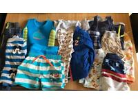 Bundle of 6-9 and 9-12 Month baby clothes