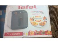 Tefal Fry Delight FX100040 Low Fat Fryer – 800g / White