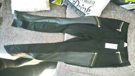 Bnwt girls age 11-12 river island trousers