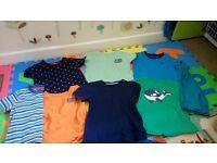 Boys Clothes & Shoes Bundle 18-24 Months 33 Items