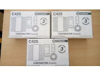 Door bell chime kits ( 3 off )