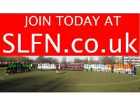 Get back into football, find 11 aside football team. PLAY FOOTBALL, WEEKEND 11 ASIDE