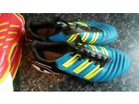 Adidas predator size 7 football boots