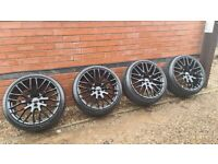 "Genuine Audi TTRS 20"" Alloy Wheels TTS TT 8S0601025S"