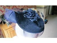 Blue fascinator only worn once was £30 three weeks ago now £15