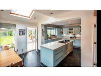 Kitchen quartz countertops white with sparkle