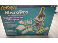 Learning Resources MicroPro Microscope Set