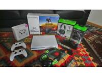 Xbox One S white boxed 1TB incl pubg