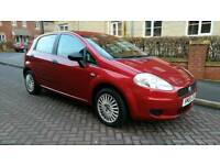 2006 Fiat Grande Punto 1.2 Active 5dr Drives great. Low Mileage