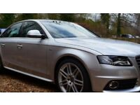 Audi A4 s line ( very high spec )