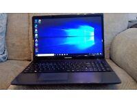 Samsung 305V4A Laptop (quad-core processor)