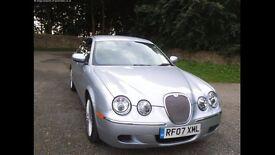 2007 Jaguar S Type 2.7D Auto **Long MOT**Low Miles**