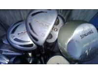 Golf Clubs Well made Brands Set with Bag
