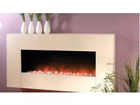 Fire - Flamerite Electric Suite. Stunning selling due to house move