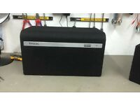 Subwoofer built in amplifier, focal bomba bp20 600w