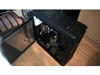 Gaming PC - I7-930 at 3.5GHz, 2 x 2GB GTX 680s in SLI, 12GB RAM, 120GB Solid State Disc.