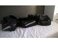 Tech 7 motorcycle soft luggage