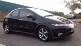 HONDA CIVIC 1.8i-VTEC ES 3dr Hatchback (2006) £2,395,00