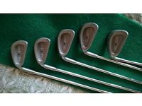 PING EYE2 IRONS (5 in Total) **!! Left Hand!!**