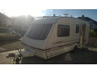 Swift Challenger 530 SE 2001 with Motor Mover - £4500 ono