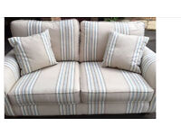 Lovely two seater sofa, vgc