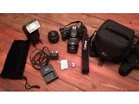 Canon EOS 550d + Accessories