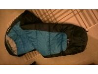 Sleeping bag OEX ROAM 200 blue & black new with tags